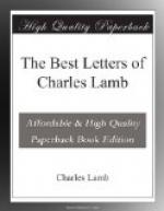 The Best Letters of Charles Lamb by Charles Lamb