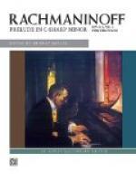 Prelude in C Sharp Minor, Op. 3 by
