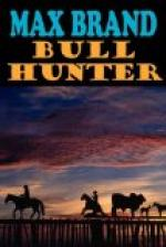 Bull Hunter by Max Brand
