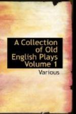 A Collection of Old English Plays, Volume 1 by