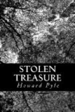 Stolen Treasure by Howard Pyle