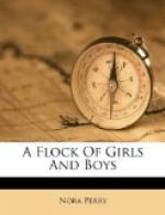 A Flock of Girls and Boys by
