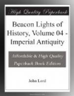 Beacon Lights of History, Volume 04 by John Lord