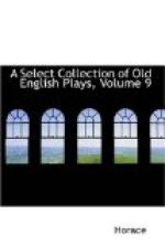A Select Collection of Old English Plays, Volume 9 by