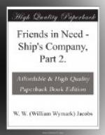 Friends in Need by W. W. Jacobs