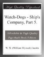 Watch-Dogs by W. W. Jacobs