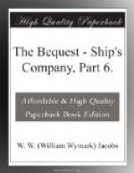 The Bequest by W. W. Jacobs