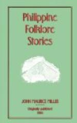 Philippine Folklore Stories by