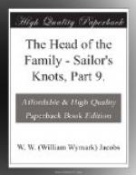 The Head of the Family by W. W. Jacobs