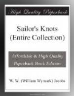 Sailor's Knots (Entire Collection) by W. W. Jacobs
