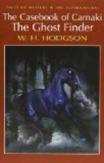 Carnacki, the Ghost Finder by William Hope Hodgson