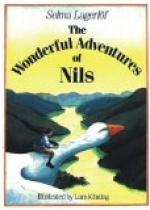 The Wonderful Adventures of Nils by Selma Lagerlöf