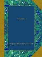 Taquisara by Francis Marion Crawford