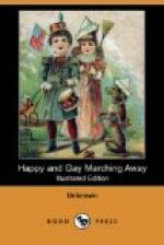 Happy and Gay Marching Away by