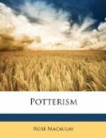 Potterism by Rose Macaulay