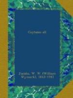 Captains All by W. W. Jacobs