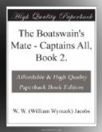 The Boatswain's Mate by W. W. Jacobs
