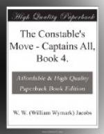 The Constable's Move by W. W. Jacobs