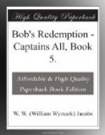 Bob's Redemption by W. W. Jacobs