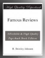 Famous Reviews by