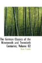 The German Classics of the Nineteenth and Twentieth Centuries, Volume 02 by