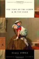 In the Cage by Henry James