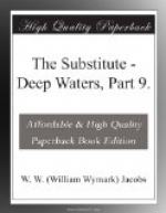 The Substitute by W. W. Jacobs