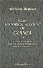 Some Historical Account of Guinea, Its Situation, Produce, and the General Disposition of Its Inhabitants by Anthony Benezet