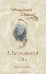 A Beleaguered City by Margaret Oliphant Oliphant