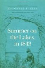 Summer on the Lakes, in 1843 by