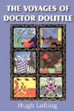 Voyages of Dr. Dolittle by Hugh Lofting