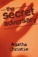 Secret Adversary by Agatha Christie
