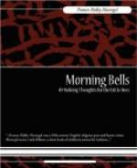 Morning Bells; Or, Waking Thoughts for Little Ones by Frances Ridley Havergal