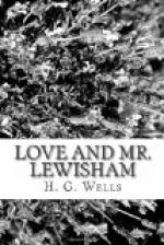 Love and Mr. Lewisham by H. G. Wells
