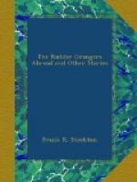 The Rudder Grangers Abroad and Other Stories by Frank R. Stockton