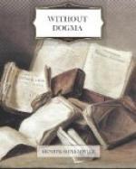 Without Dogma by Henryk Sienkiewicz