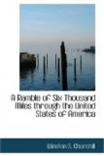A Ramble of Six Thousand Miles through the United States of America by