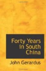 Forty Years in South China by