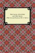 The Country of the Blind, and Other Stories by H. G. Wells