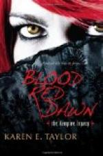 The Blood Red Dawn by