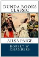 Ailsa Paige by Robert W. Chambers