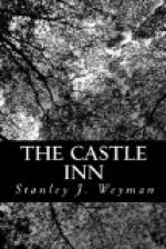 The Castle Inn by Stanley J. Weyman