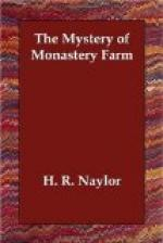 The Mystery of Monastery Farm by