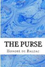 The Purse by Honoré de Balzac