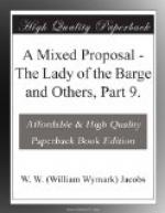 A Mixed Proposal by W. W. Jacobs