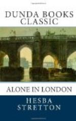 Alone in London by Hesba Stretton