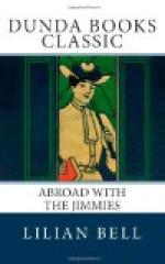 Abroad with the Jimmies by