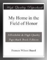 My Home in the Field of Honor by