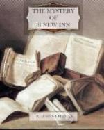 The Mystery of 31 New Inn by R Austin Freeman