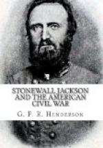Stonewall Jackson and the American Civil War by